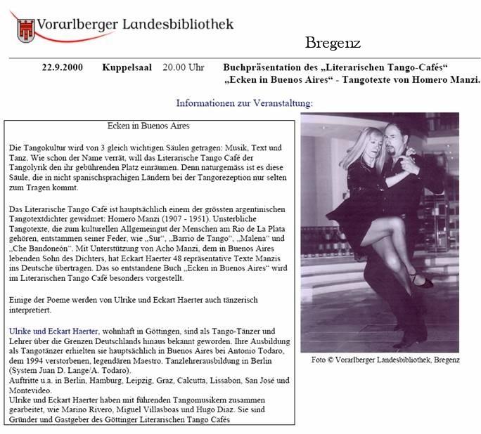 Vorarlberger Landesbibliothek, Bregenz