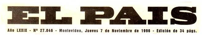 El País, Montevideo