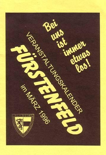 Programm Fürstenfeld