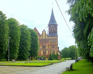Koenigsberg Dom