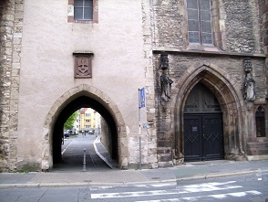 Marienkirche Portale