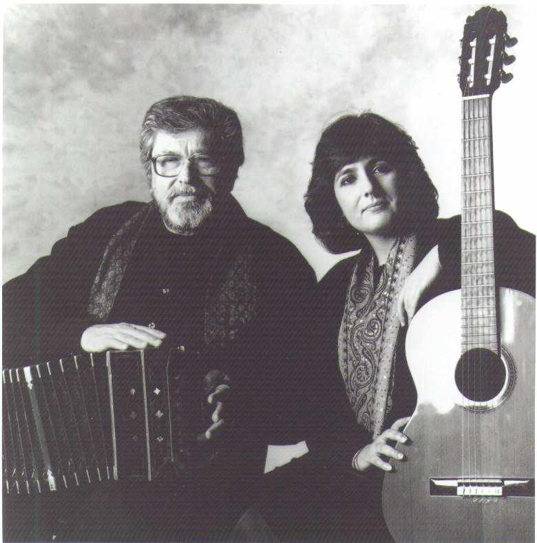 Gabriela y Marino